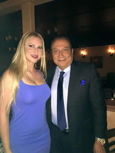 Bellydancer Ava with Dr. Samy Farag Seattle WA. See more at www.avaraqs.com